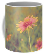 Blanket Flower Portrait Coffee Mug