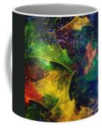 Blanket Of Stars Coffee Mug