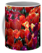 Blankets Of Tulips Coffee Mug