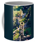 Blarney Castle Ruins In Ireland Coffee Mug