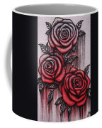 Bleeding Roses Coffee Mug