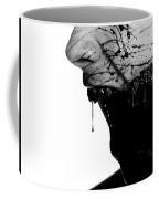 Bleeding Through Coffee Mug