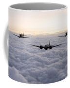 Blenheim And The Fighters Coffee Mug