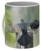 Bless This Meal Coffee Mug