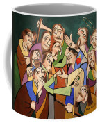 Blessed Is He Who Believes Without Seeing Coffee Mug