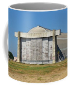 Blimp Hanger From Closed El Toro Marine Corps Air Station Coffee Mug