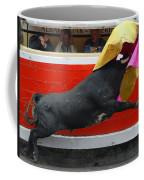 Blind Bull Coffee Mug