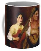 Blind Singers 1912 Coffee Mug