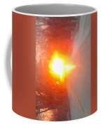 Blinding Iowa Sunrise Coffee Mug
