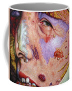 Blindsided Coffee Mug by James W Johnson
