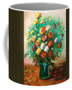Blissful Blooms Coffee Mug