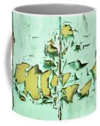 Blistered Paint Coffee Mug