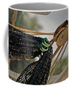 Block And Net Coffee Mug