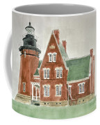 Block Island Southeast Lighthouse Coffee Mug
