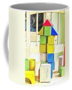 Blocks At Night Coffee Mug