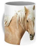Blonde Stallion Coffee Mug