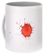 Blood Droplet Coffee Mug