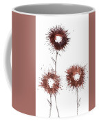 Blood Flower Coffee Mug