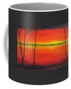 Blood Orange Sunset Coffee Mug
