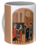 Bloodletting Coffee Mug