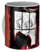 Bloody Walls Coffee Mug