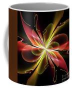 Bloom With Red Coffee Mug