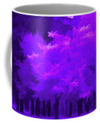 Blooming Amethyst Coffee Mug