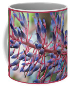 Blooming Bromeliads Collage Coffee Mug