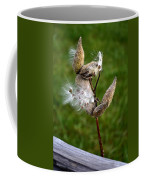 Blooming By The Fence Coffee Mug