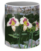 Blooming By The Pond Coffee Mug