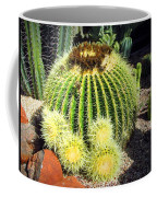 Blooming Cactus Two Coffee Mug