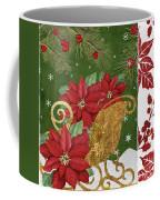 Blooming Christmas I Coffee Mug