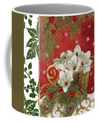 Blooming Christmas II Coffee Mug