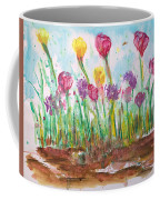 Blooming Colors Coffee Mug