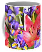 Blooming Colors Coffee Mug