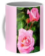 Blooming In Phases Coffee Mug