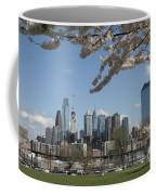 Blooming Philadelphia  Coffee Mug