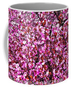 Blooming Pink Coffee Mug