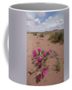 Blooming Prickley Pear Coffee Mug