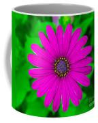 Blooming Purple Coffee Mug