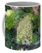 Blooming Succulent Plant. Amazing Coffee Mug