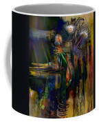 Blooms And Coils Coffee Mug