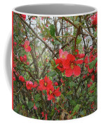 Blooms In The Alley Coffee Mug