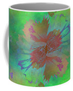 Blooms In The Mist Coffee Mug