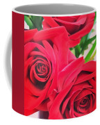 Blooms Of Red Coffee Mug