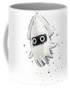 Blooper Watercolor Coffee Mug