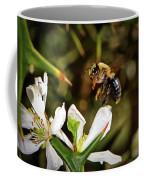 Blossom Hopping 002 Coffee Mug