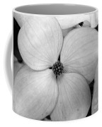 Blossom In Black And White Coffee Mug