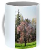 Blossom Tree Impressionist Coffee Mug