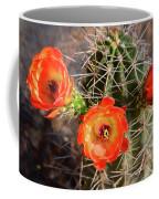 Blossom Trio Coffee Mug